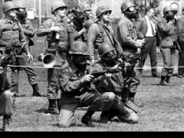French-Vietnam War begins