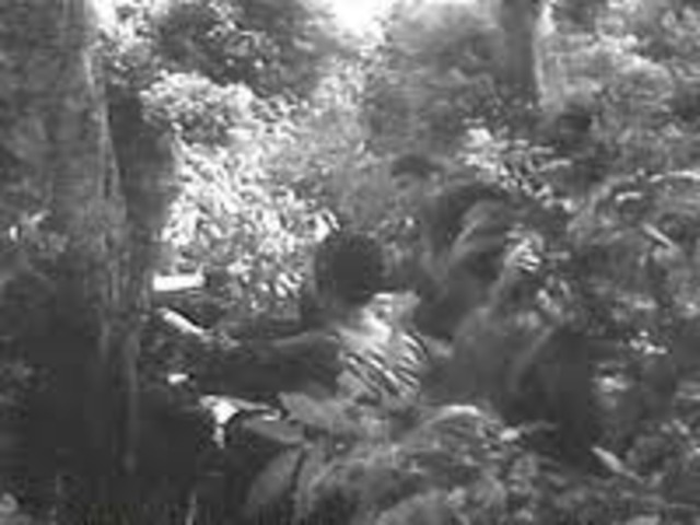 Vietcong and North Vietnamese launch a massive suprise attack
