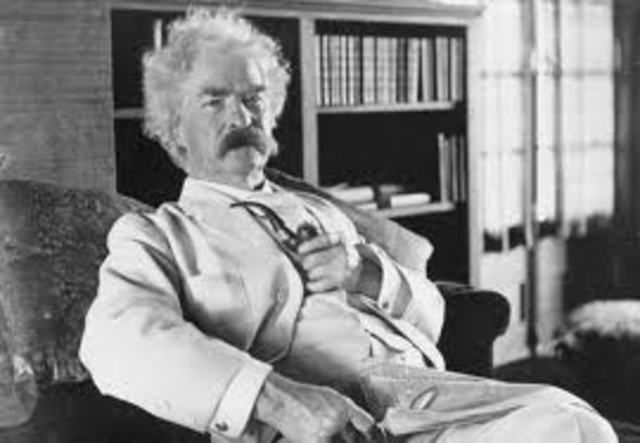 Twains Accomplishments
