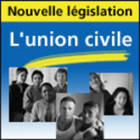 Adoption de la loi 84 sur la filiation et l'union civile