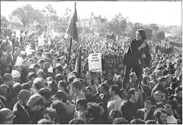 March on petagon