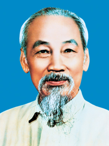 Ho Chi Minh takes power in Vietnam