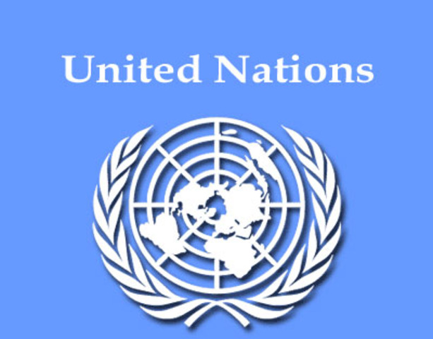 UN is formed.