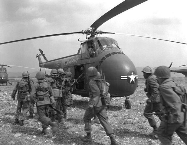 Korean War starts