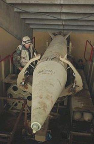 Iraq destroys its Al Samoud missiles