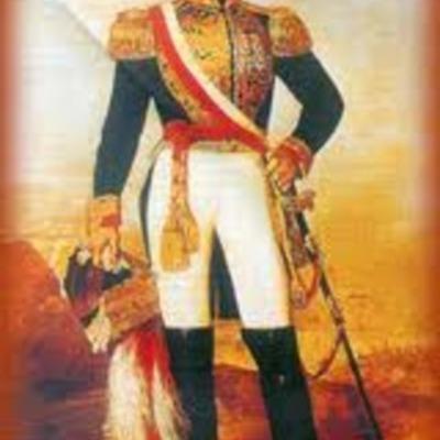 Lista de los Presidentes del Perú timeline