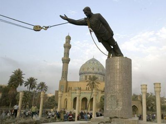 US captures Saddam
