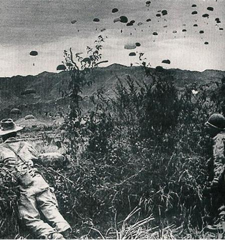 Defeat in Dien Bien Phu