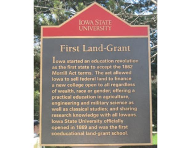 Land Grant Act