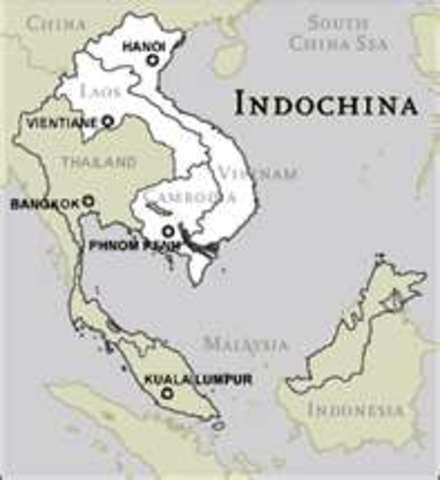 Vietnam is Annoced Independent