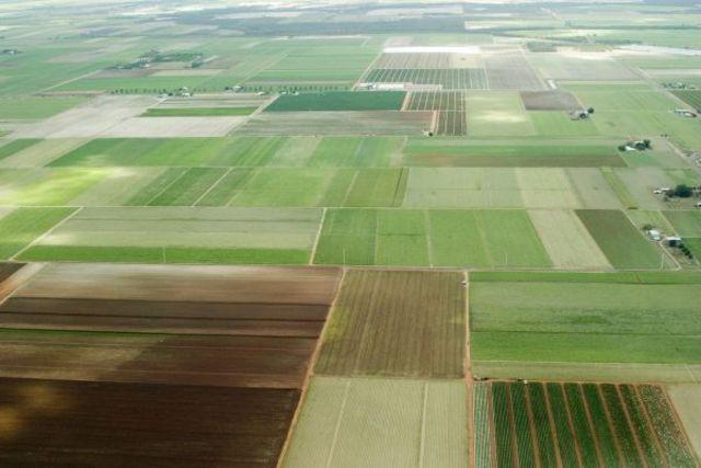 Encloseure of farming land accelerate Britain