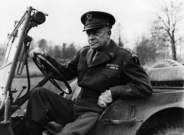 Eisenhower Takes Action
