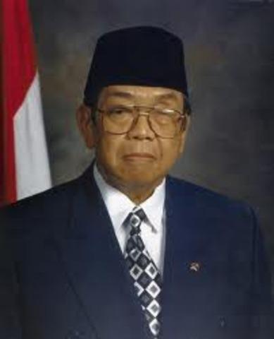 4th President K.H Abdurrahman Wahid