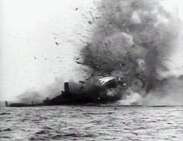 NVA Torpedo Attack