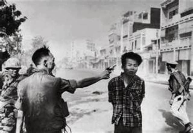 The Vietcong Attack