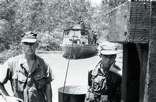 The United States and South Vietnam