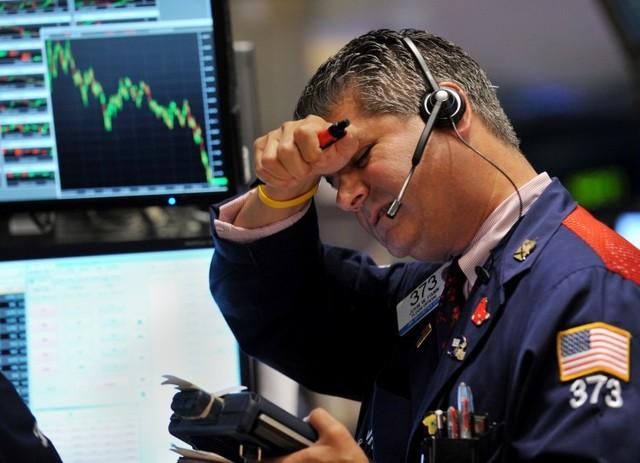 First Stock Market Plunge