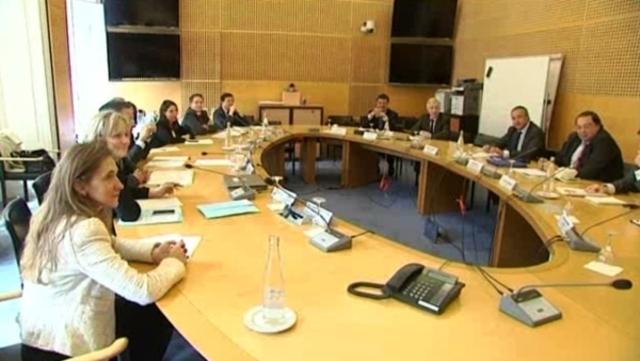 Table ronde au Ministère des Transports