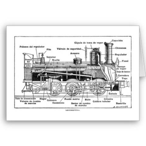 Brunel's steamship.