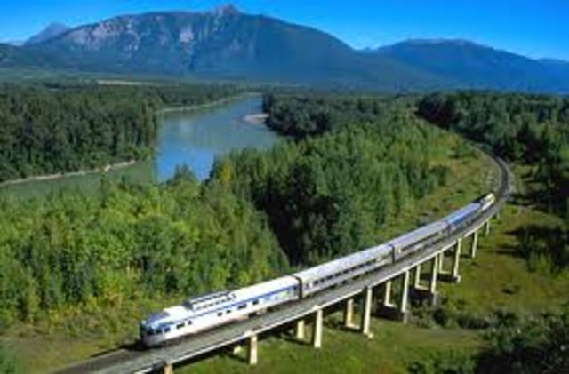 Trans-Siberian Railway accelerates Russian Industrialisation
