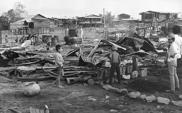 Attack of Laos Cambodia