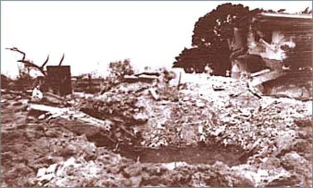 Bombing Hanoi and Haiphong