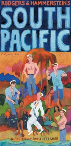 April 7 1949 , South Pacific musical