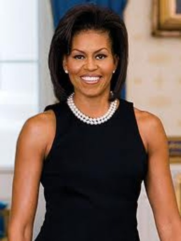 Became First Lady