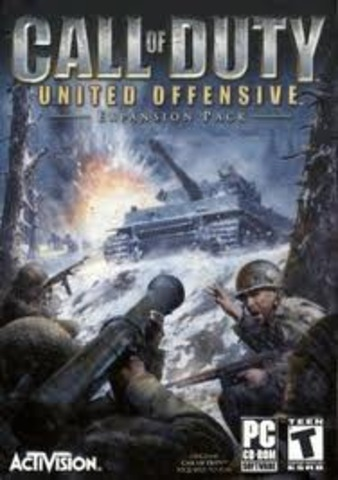 Call of Duty United Offences