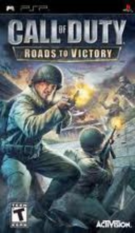 Call of Duty 2 Roads to Victory