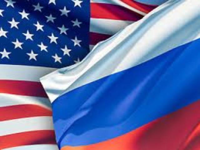 U.S befriends USSR