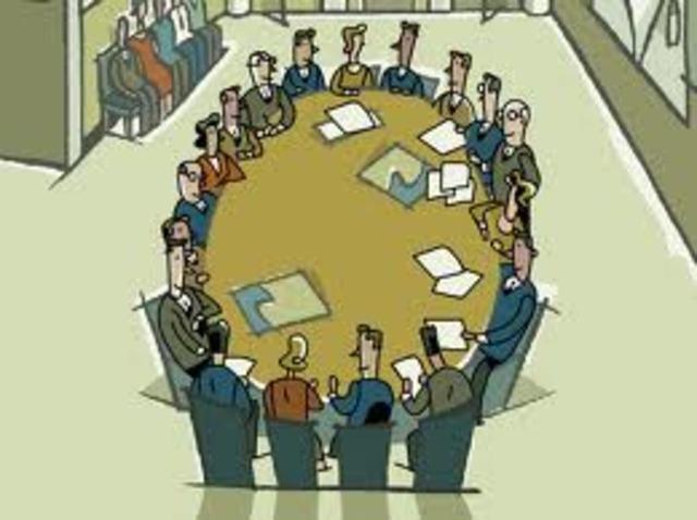 Bankers Meet Secretly to Draft Federal Reserve Banking Legislation