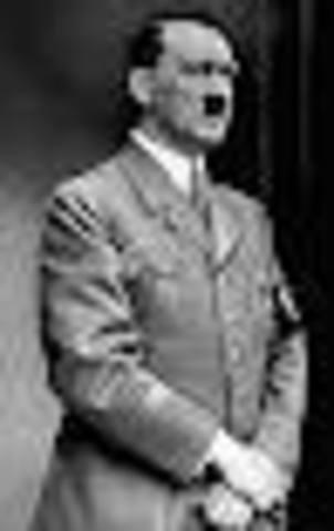 Hitler commited Suicide/ Hitler Selbstmord begangen