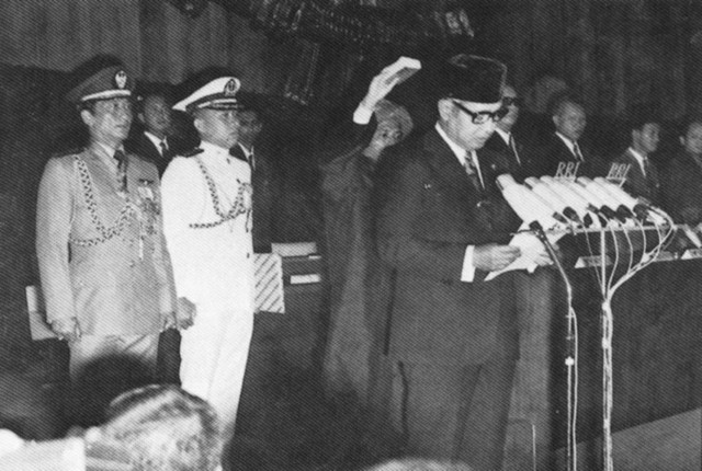 """Suharto Begins the """"New Order"""""""