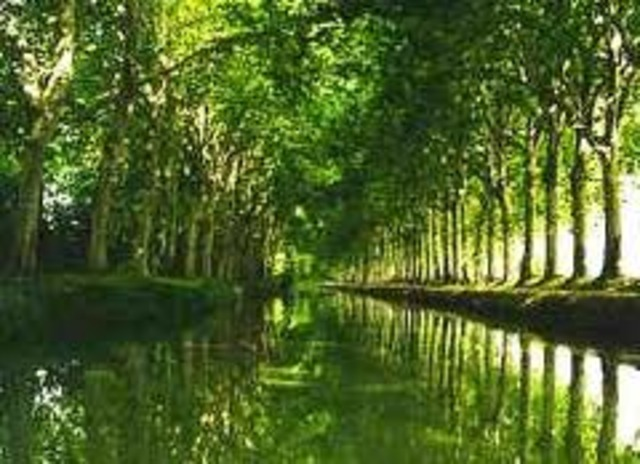 Languedoc Canal