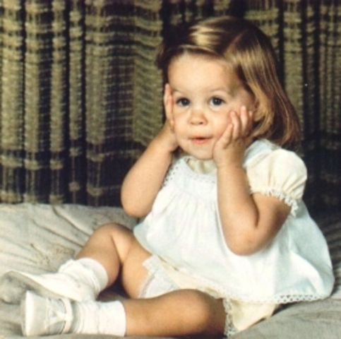 Lisa Marie is Born