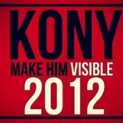Kony 2012 timeline