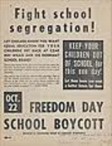 Chicago School Desegregation