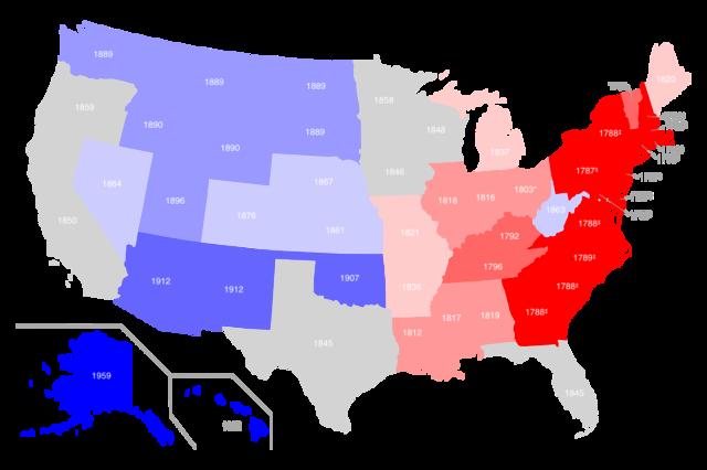 Admittion of Illinois