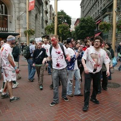 Zombie Movies  timeline