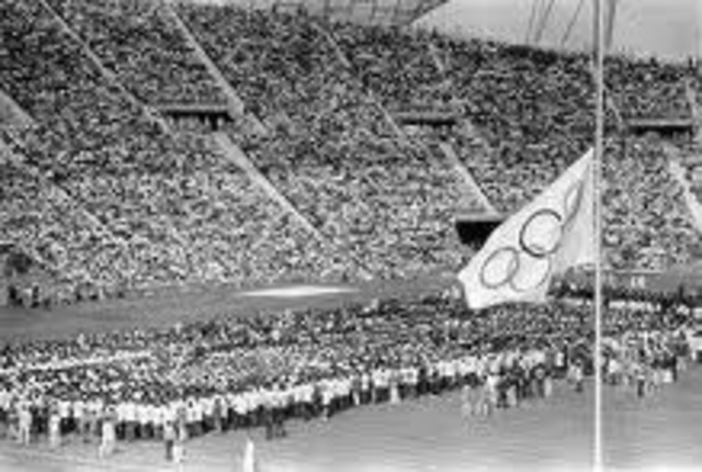 Terrorists Attack at the Olympic Games in Munich