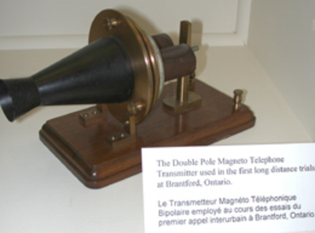 1st Long Distance Telephone