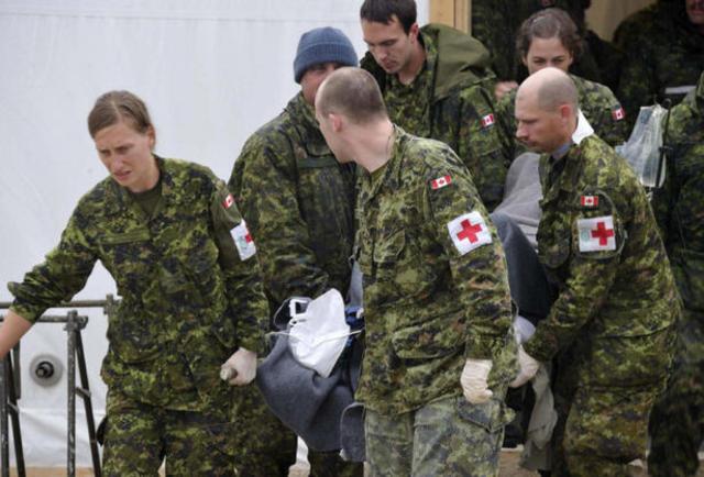 Canada's First Victim