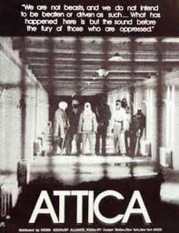 Attica Prison Riot