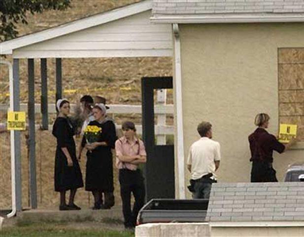 Amish Schoolhouse Shooting