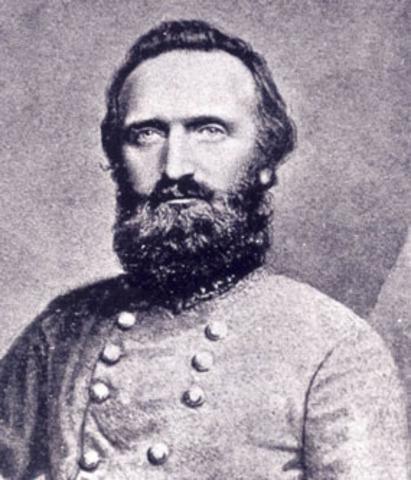 "Battle of Chancellorville/death of ""Stonewall"" Jackson"