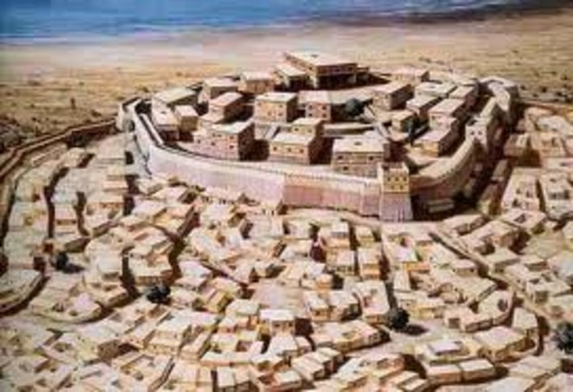 Before The War  1000 B.C.