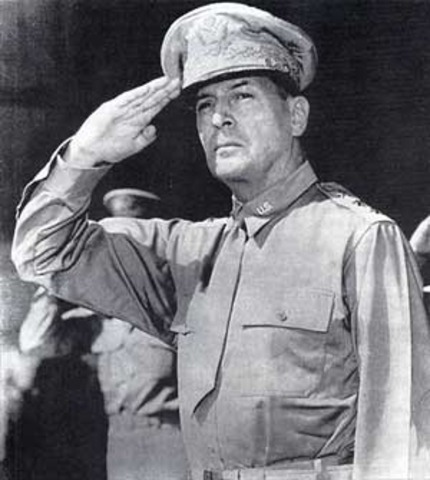 Supreme Commander of the Allied Powers in Japan