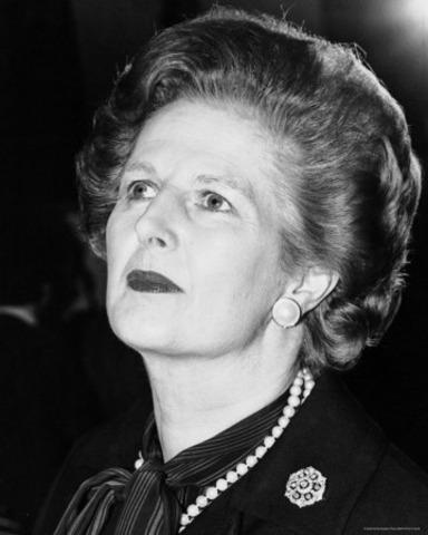 Margret Thatcher Elected Prime Minister