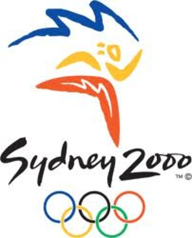 27th Olympics Games held in Sydney
